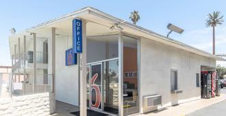 Motel 6 Bakersfield Ca - Бейкерсфилд - Здание