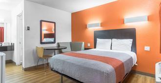 Motel 6 Bakersfield, CA - בייקרספילד - חדר שינה
