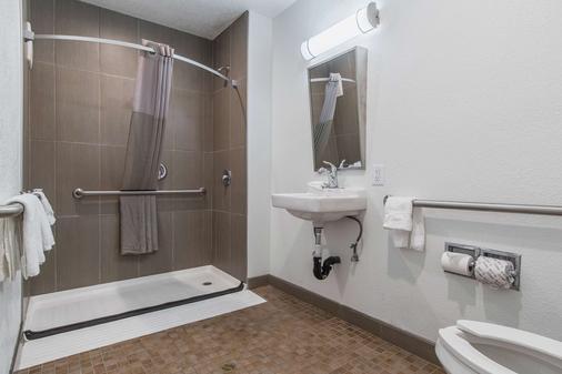 Motel 6 Bakersfield Ca - Μπέικερσφιλντ - Μπάνιο