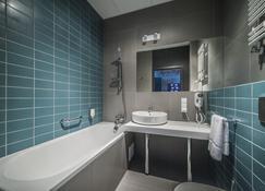 Hotel Tobaco - Lodz - Salle de bain