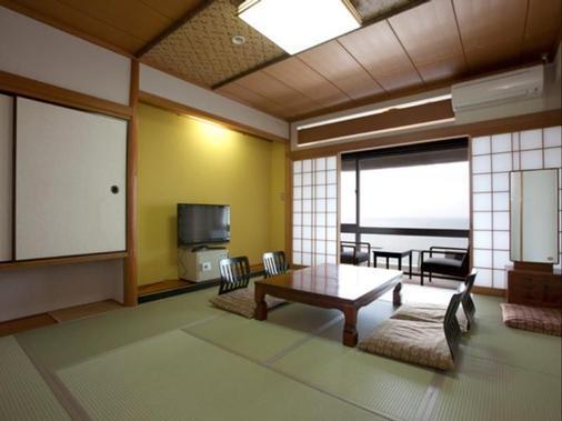 Izu Atagawa Onsen Family Hotel Kaishunro - Higashiizu - Τραπεζαρία
