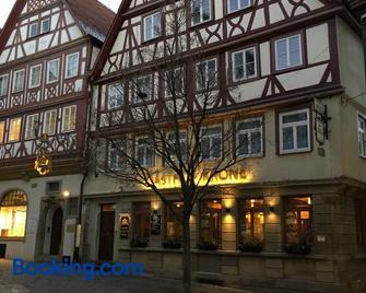 Brauereigasthof Krone Öhringen - Öhringen - Building