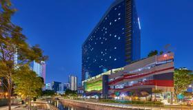 Hotel Boss - Singapour - Bâtiment