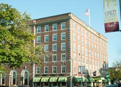 Hawthorne Hotel - Salem - Gebäude