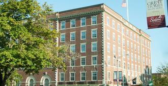 Hawthorne Hotel - Salem