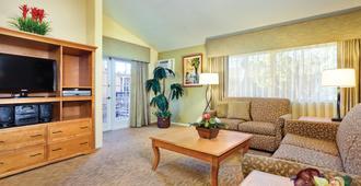 Dolphins Cove Resort - Anaheim - Sala de estar