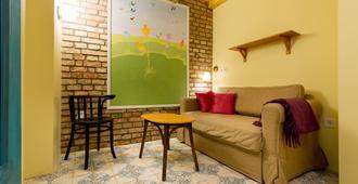 Butterfly Dream Apartment - Budapest - Vardagsrum