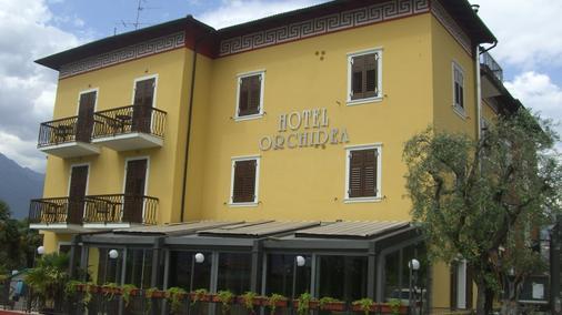 Orchidea - Riva del Garda - Rakennus