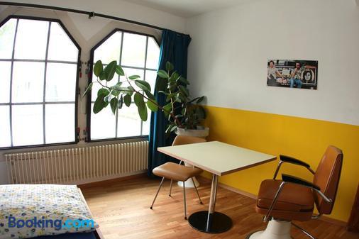 Basel Backpack - Basel - Dining room