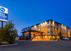 Best Western Golden Prairie Inn & Suites - Sidney - Building