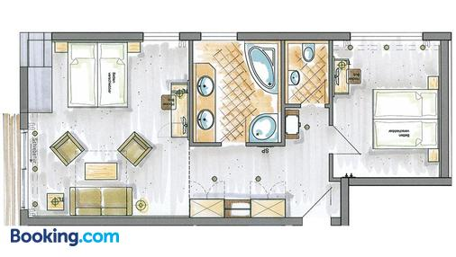 Berghotel Mummelsee - Seebach - Floorplan