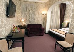 阿爾巴特艾里塞費酒店 - 莫斯科 - 莫斯科 - 臥室