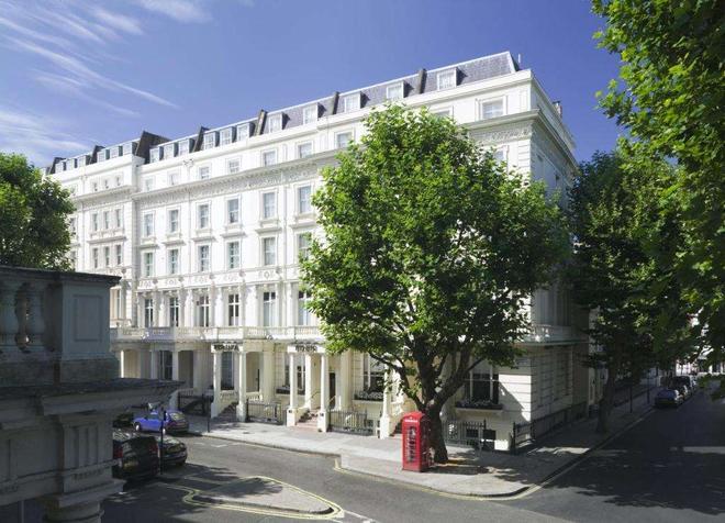 Berjaya Eden Park London Hotel - London - Gebäude