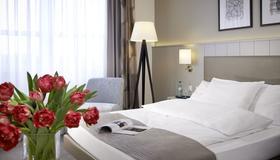 薩克森公園酒店 - 萊比錫 - 萊比錫 - 臥室