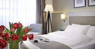 Sachsenpark-Hotel - לייפציג - חדר שינה