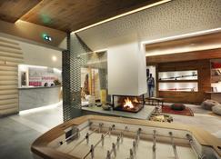 Hotel Pashmina Le Refuge - Val Thorens - Lobby