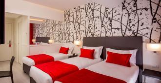 Hotel American Palace Eur - Roma - Camera da letto