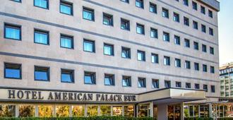 Hotel American Palace Eur - Ρώμη - Κτίριο