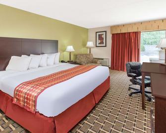 Days Inn & Suites by Wyndham Madison Heights MI - Madison Heights - Спальня