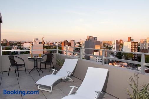 Hotel Ciudadano Suites - Montevideo - Balcony