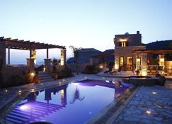 Olympia Villas - Stoupa - Pool