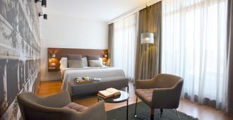 Hotel Milano Scala - Milan - Bedroom