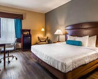 Best Western Albemarle Inn - Albemarle - Спальня