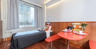 Forenom Aparthotel Tampere - Tampere - Bedroom