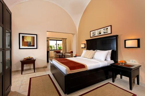 傑茲馬卡蒂薩拉亞棕櫚酒店 - Makadi 灣 - 赫爾格達 - 臥室