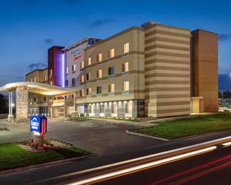 Fairfield Inn & Suites Hutchinson - Hutchinson - Gebouw