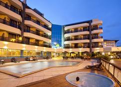 Aquarios Praia Hotel - 阿拉加左 - 阿拉卡茹 - 建築