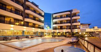 Aquarios Praia Hotel - Aracaju - Edificio