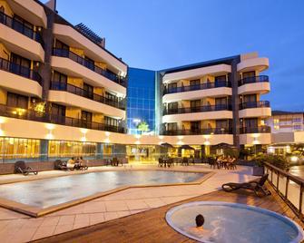 Aquários Praia Hotel - Aracaju - Building