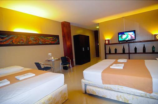 Royal Coast Tourist Inn And Restaurant - Tagbilaran - Phòng ngủ