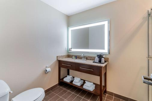 Sleep Inn and Suites Denver Intl Arpt - Denver - Bathroom