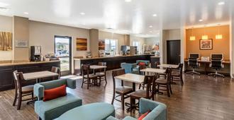 丹佛國際機場斯利普套房飯店 - 丹佛(科羅拉多州) - 餐廳