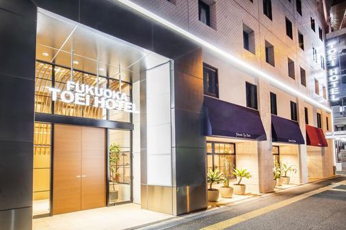 Fukuoka Toei Hotel - Fukuoka - Toà nhà