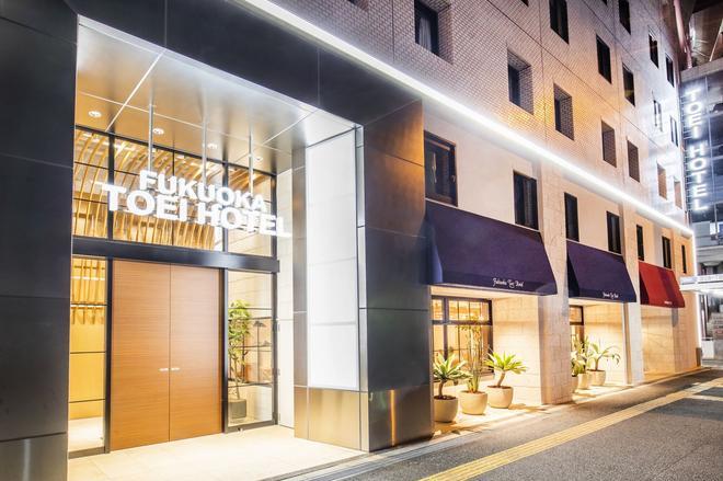 Fukuoka Toei Hotel - Fukuoka - Rakennus