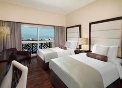 Crowne Plaza Jordan - Dead Sea Resort & Spa - Sweimeh - Habitación
