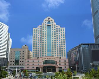 Hotel Equatorial Qingdao - Qingdao - Gebouw