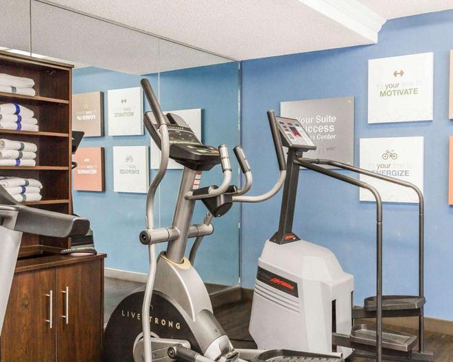Quality Inn & Suites Denver North - Westminster - Westminster - Kuntosali