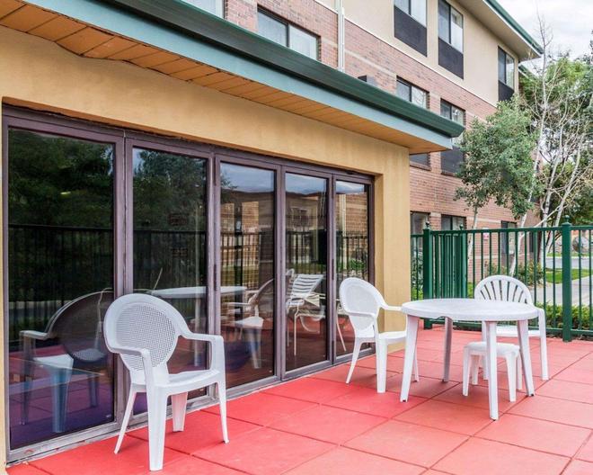 Quality Inn & Suites Denver North - Westminster - Westminster - Patio