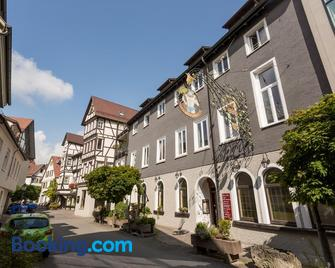 Bischoffs Hotel - Bad Urach - Edificio