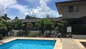 Country Plaza Motor Inn - Mackay - Pool