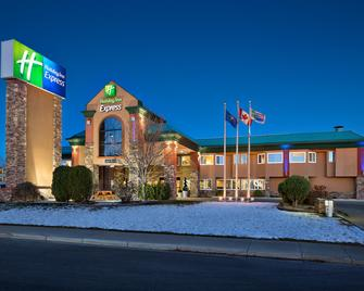 Holiday Inn Express Red Deer - Red Deer - Gebäude