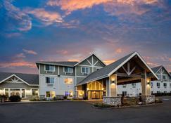 紐波特拉昆塔套房酒店 - 紐波特 - 紐波特(俄勒岡州) - 建築