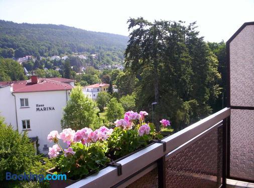 Hotel Olympia - Bad Orb - Balcony
