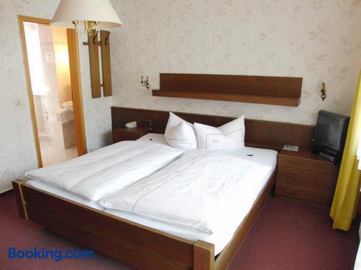 Hotel Olympia - Bad Orb - Bedroom