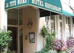 Hotel Restaurant La Tête Noire - Autun - Building