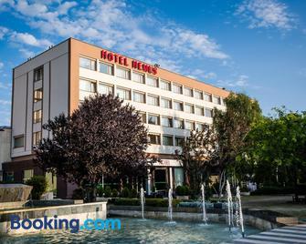 Hemus Hotel - Vratza - Враца - Building